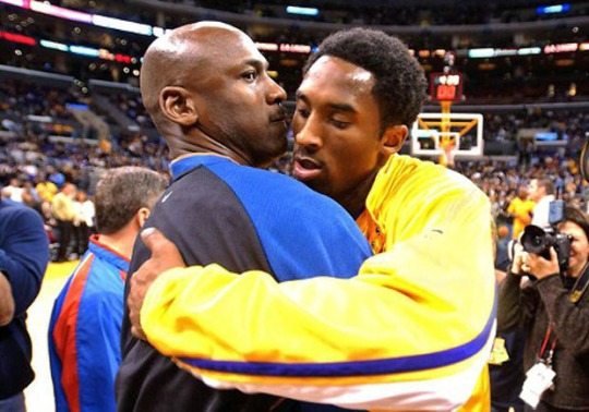 Kobe Almost Played With Michael Jordan
