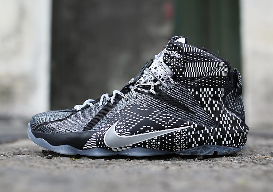 huge discount ffac5 6b9d1 Nike LeBron 12