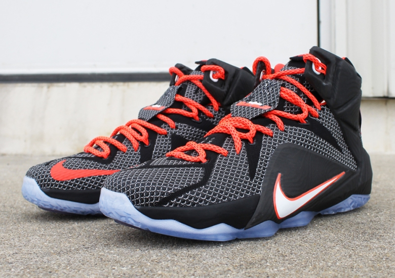 "cheaper 43efc 596ea Nike LeBron 12 ""Court Vision"" – Arriving at Retailers"