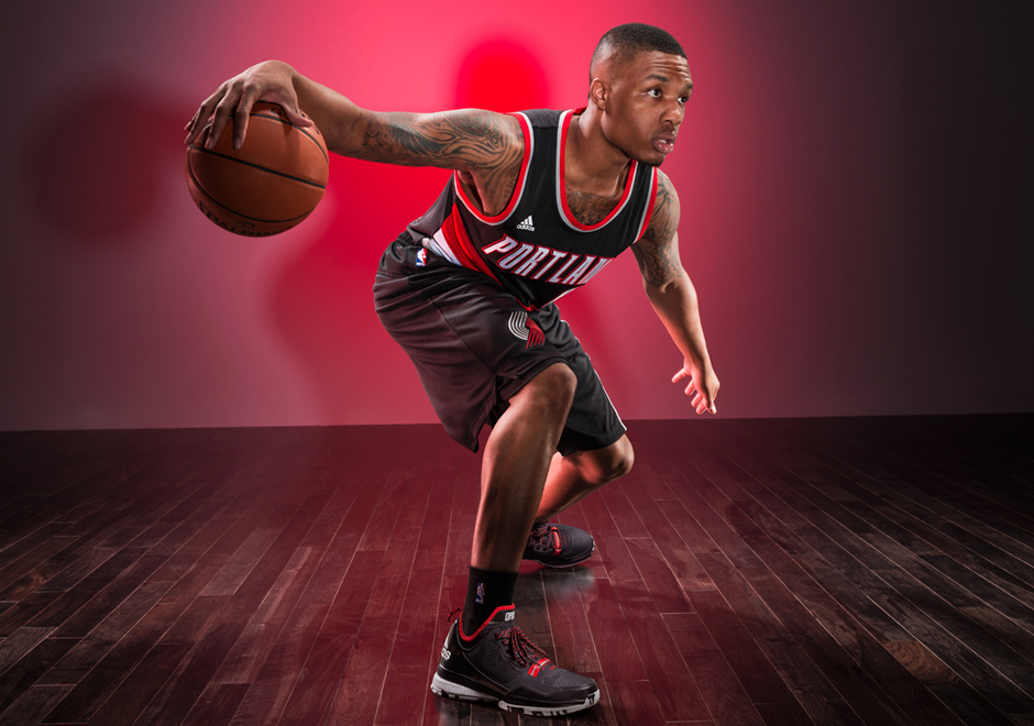 new arrival ebd9c de01f Stick with SneakerNews for more updates on these freshly minted Damian  Lillard shoes after the break and stay tuned for a look at some miadidas Lillard  1 ...