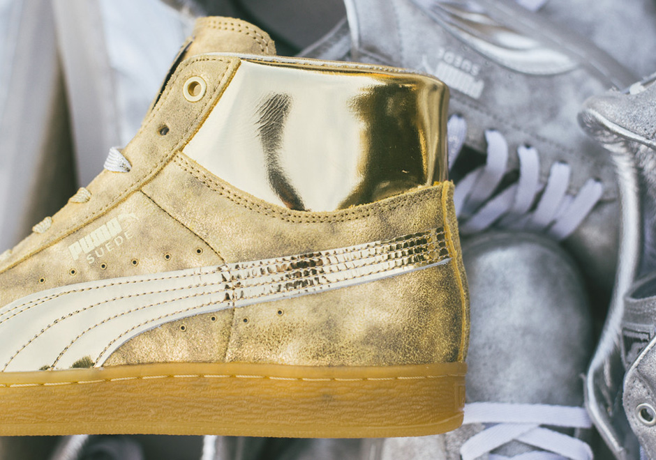 puma suede gold meek mill