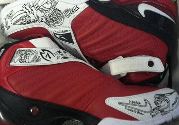 Mike Vick Nike Shoes
