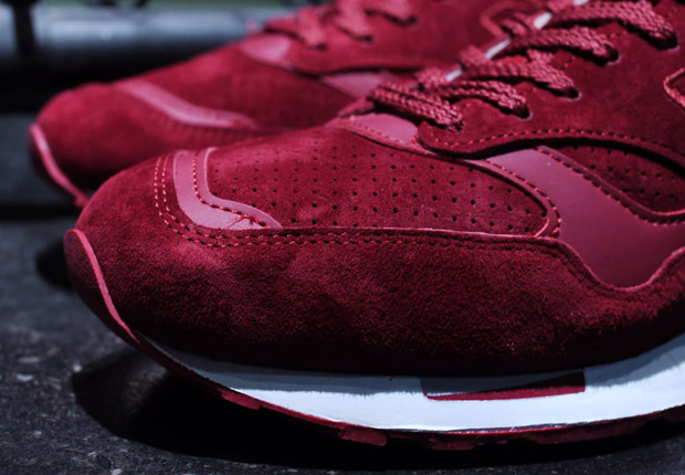 Nuovo Equilibrio 1500 Made In England Rosso ZMPlK