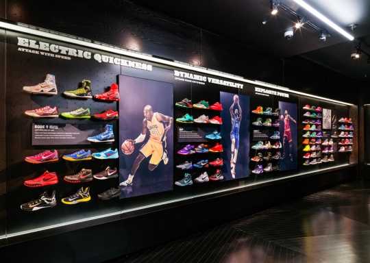 Nike and Foot Locker Just Opened Up The Biggest House of Hoops Ever, and It's Awesome