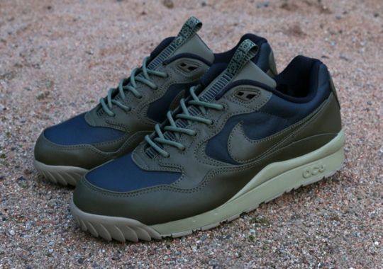 "Nike Air Wildwood LE Premium ""Olive Green"""