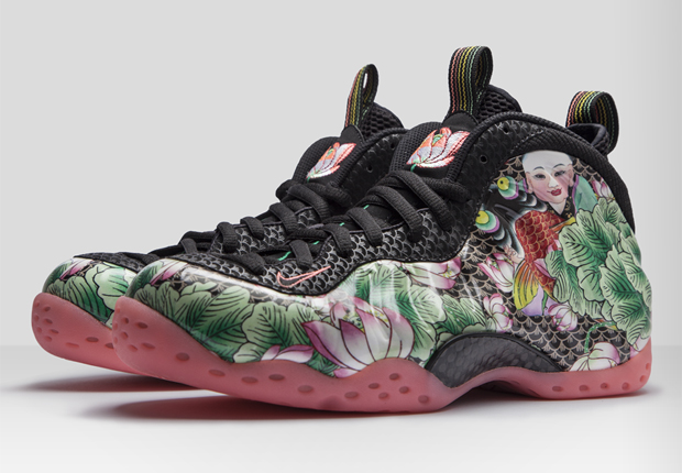 "The Nike Air Foamposite One ""Tianjin"" releases in China on February 7th.  According to Nike China, the shoes are meant to celebrate the Year of the  Goat and ..."