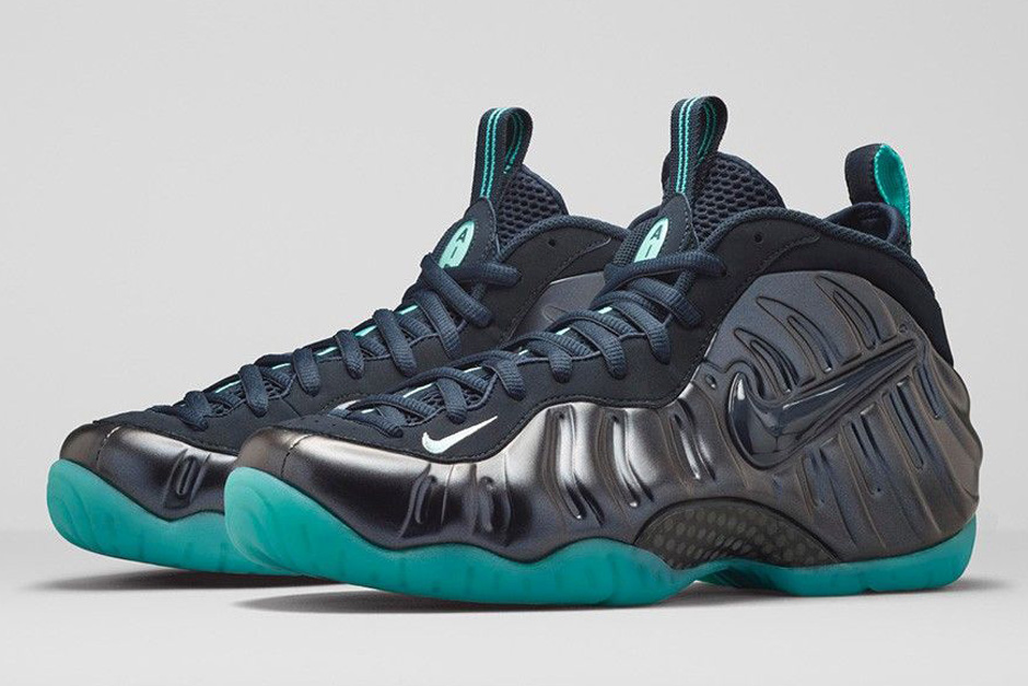 Nike Air Foamposite Pro Quot Midnight Navy Quot Official Images