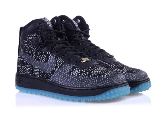 """Nike Air Force 1 Hi Sneakerboot """"BHM"""""""