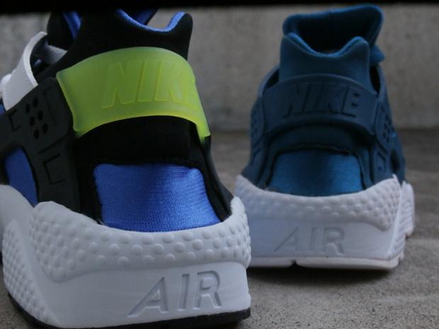 ... Nike Air Huarache iD Samples - SneakerNews.com ... d23c65aea