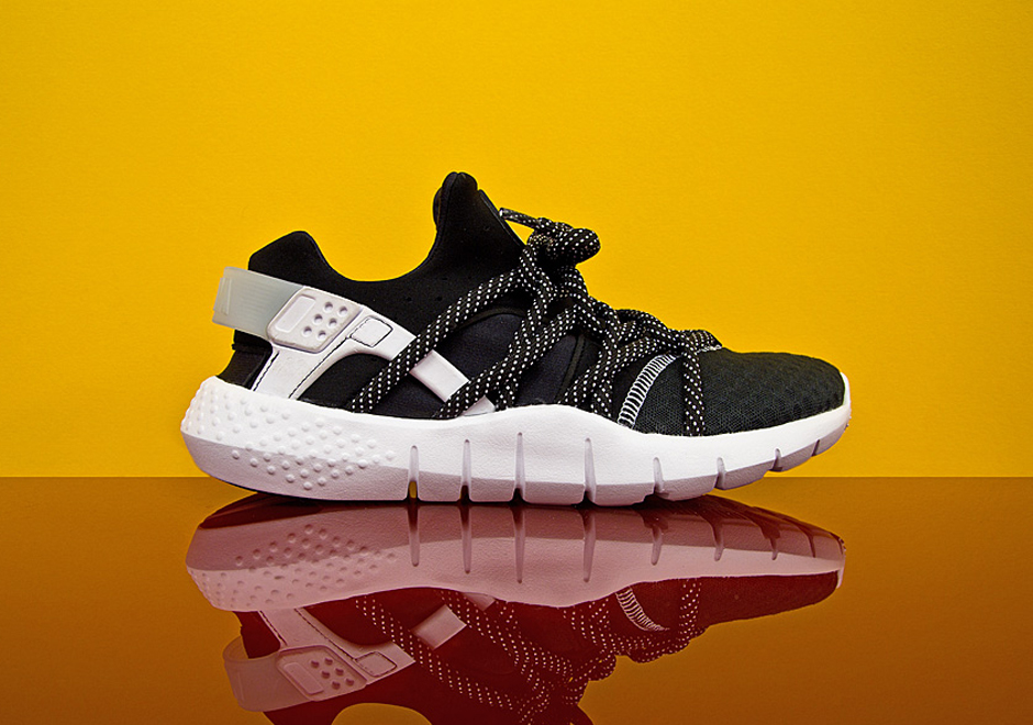 Nike Air Huarache With Roshe Run Sole | Complex