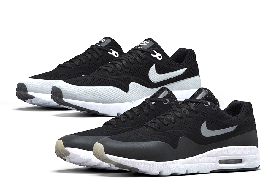 nike air max ultra noir