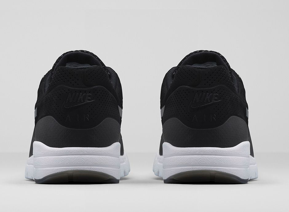 brand new ab022 a95a9 Nike WMNS Air Max 1 Ultra Moire Color  Black Metallic Silver-White-Black  Style Code  704995-001. Release Date  01 08 15. Price   130
