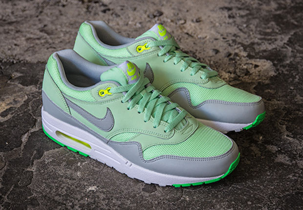 Nike Air Max 1 Green Grey
