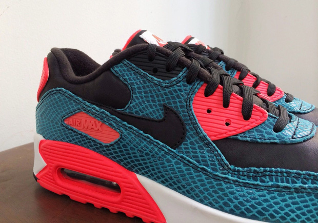 Nike Is Re imagining the Air Max 90 Infrared for the 25th