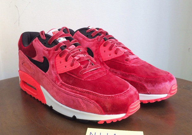 3eab181ad42 best Nike Is Re-imagining the Air Max 90 quotInfraredquot for the 25th  Anniversary