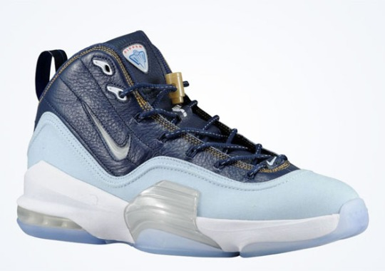 Nike Air Pippen 6 – Midnight Navy – White – Ice Blue