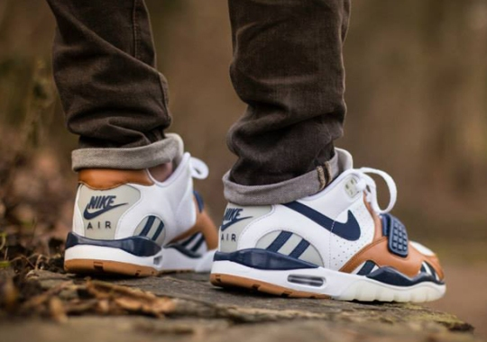 "Nike Air Trainer SC II Low ""Medicine Ball"""