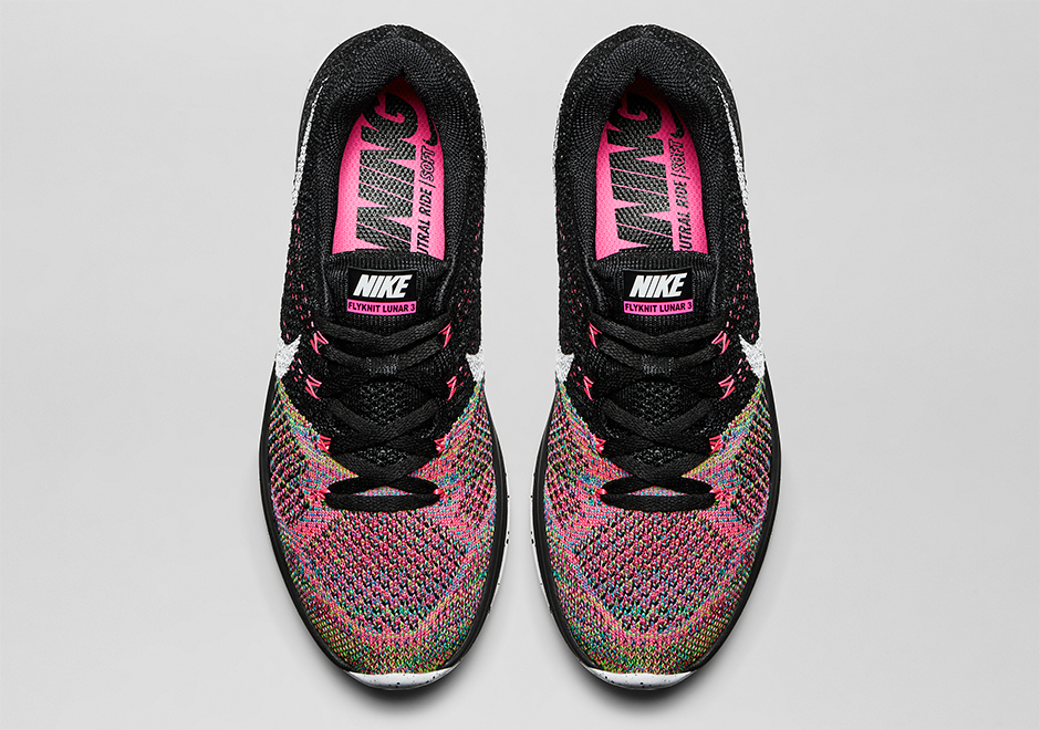 """size 40 43e58 51238 Another """"Multi-color"""" Flyknit Sneaker Is Coming in February nike flyknit  lunar ..."""