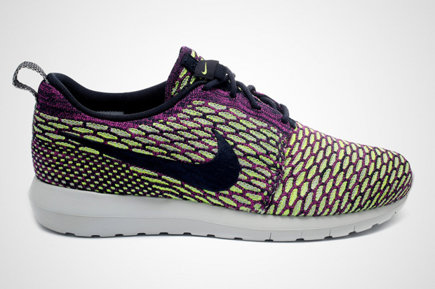 0d6178789e8e ... coupon the last time we heard from the nike flyknit roshe run was all  the way
