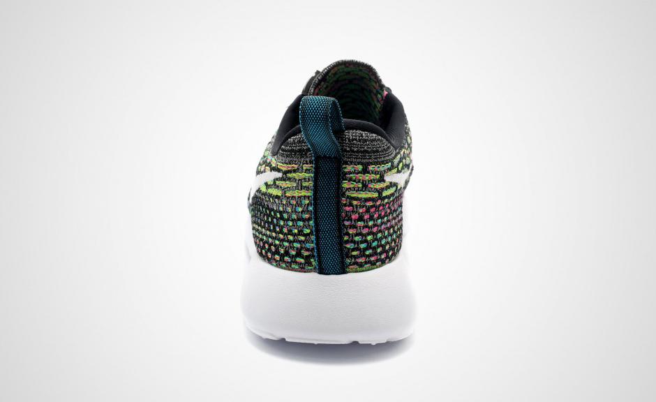 Nike Roshe Gestito Flyknit Delle Donne Multicolori Flyknit w4ZLa