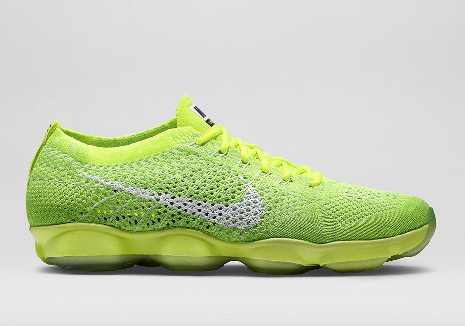 size 40 06710 89068 Nike Flyknit Zoom Agility - Release Date - SneakerNews.com