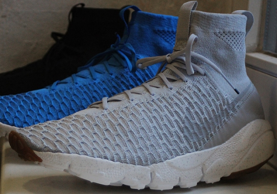 Upcoming Colorways of the Nike Footscape Magista SP