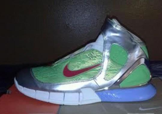 low cost 5c6d3 a58e3 Nike Huarache 2k5 Doernbecher – Available on eBay