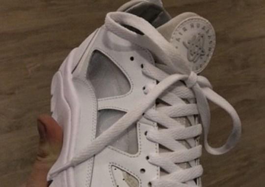 Nike Huarache Trainer Low – 2015 Sample