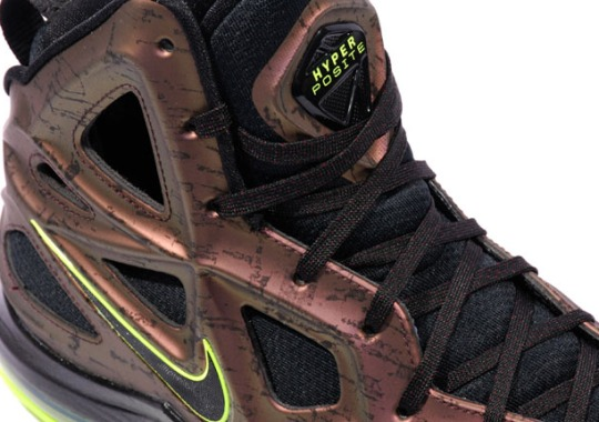 "Nike Hyperposite 2 ""Copper Cork"""