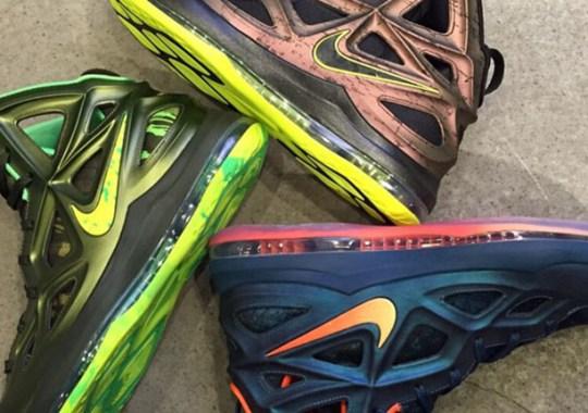 Nike Hyperposite 2 – Spring 2015 Releases
