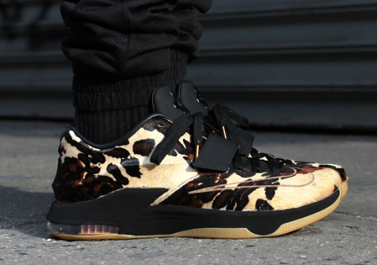 "Nike KD 7 EXT ""Longhorn State"" – Release Reminder"