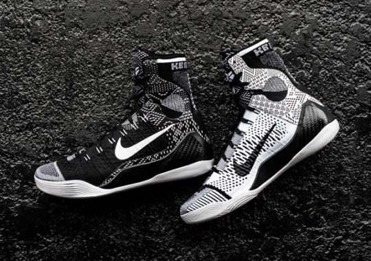 "Nike Kobe 9 Elite ""BHM"" – Release Reminder"