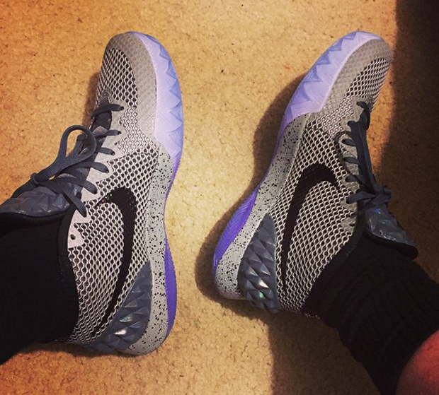 02b74144c146 Nike Kyrie 1. Color  Dark Grey Multi-Color Style Code  742547-090. Release  Date  February 14th