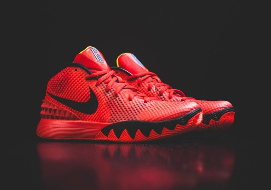 "Nike Kyrie 1 ""Deceptive Red"" – Arriving at Retailers"