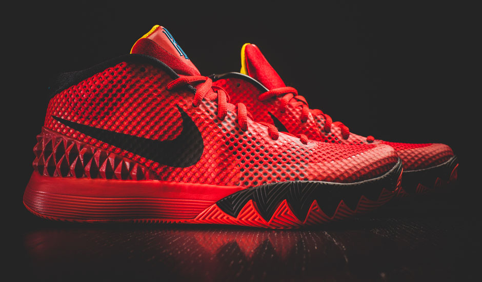 "Nike Kyrie 1 ""Deceptive Red"" - Arriving at Retailers ..."
