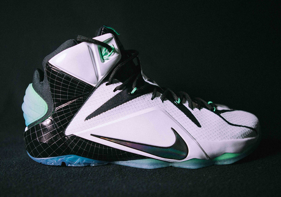 lebron 12 all star shoes - photo #1