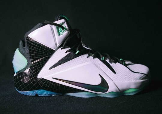 "A Detailed Look at the Nike LeBron 12 ""All-Star"""