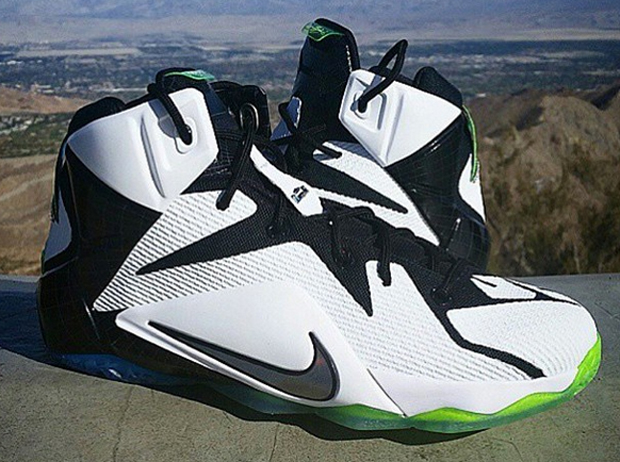 lebron 12 all star shoes - photo #5