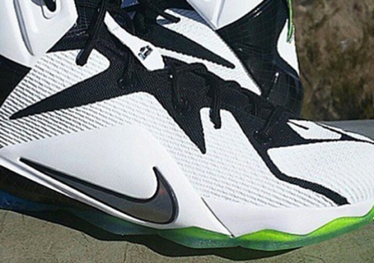 "Is This The Nike LeBron 12 ""All-Star""?"