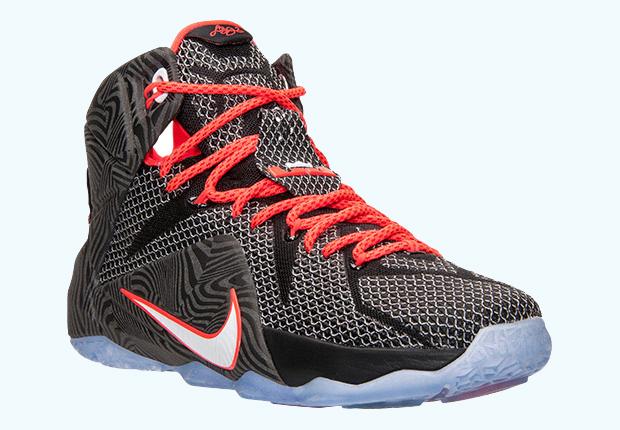 Pin Nike Lebron 12 Release Date Jpg on Pinterest