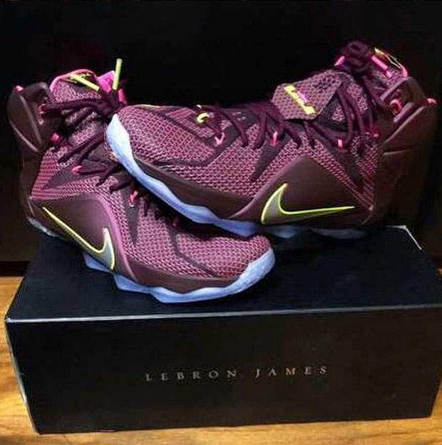 "the best attitude da8fd 91ec7 Nike LeBron 12 ""Double Helix"" – Release Date"