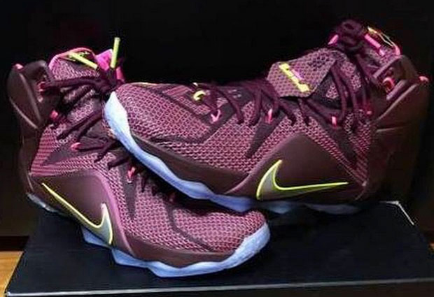 lebron james shoes 2015 pink. new 2015 hot pink lebron shoes james b