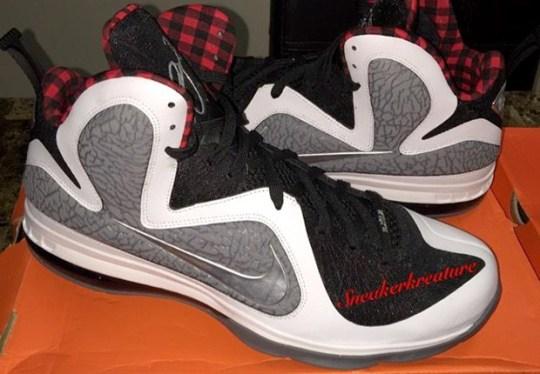 Nike LeBron 9 PEs Inspired by LeBron James' Engagement