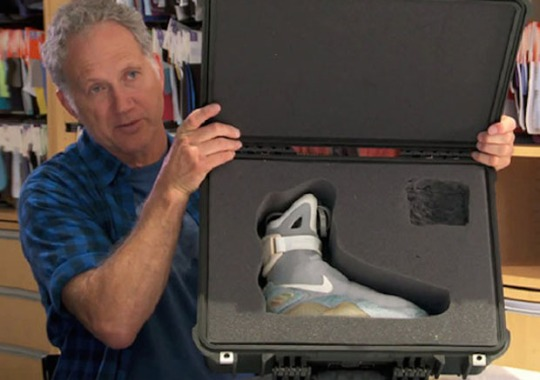 Nike Mag Confirmed for 2015 by Tinker Hatfield