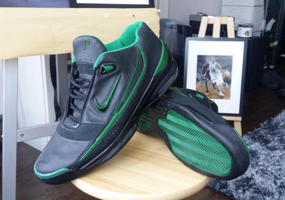 Paul Pierce Shoes Nets