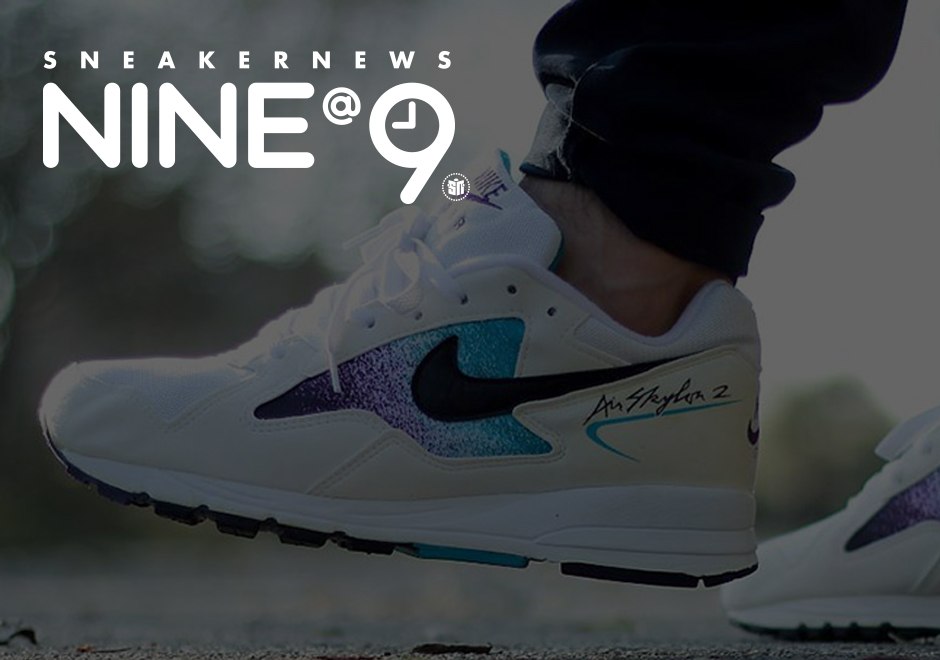 half off ad2b2 204a7 Sneaker News NINE NINE  Nike Running Sneakers That Need to Retro