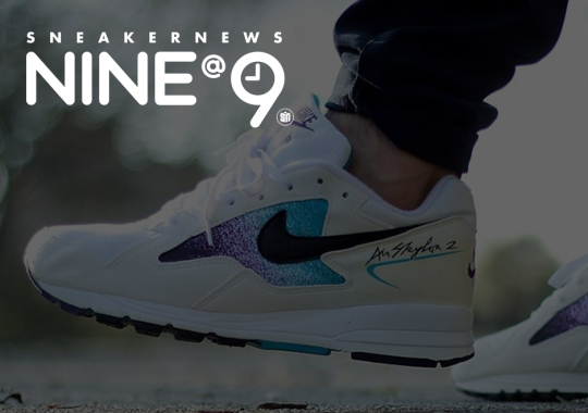 Sneaker News NINE@NINE: Nike Running Sneakers That Need to Retro