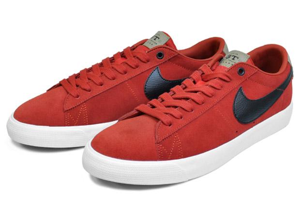 f3ac23cd1557 Nike SB Blazer Low GT