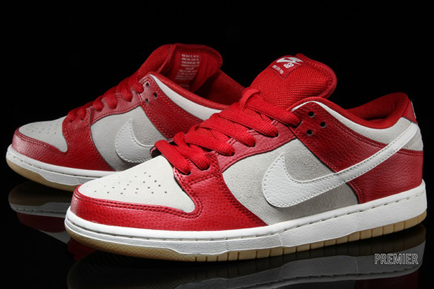 best part about the nike sb dunk low valentines day is that you dont have to wait for the mid february holiday the shoes are available now at premier - Nike Valentines Day Shoes