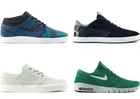 Nike SB January/February 2015 Preview